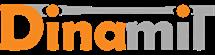 DINAmit a webdesign logo